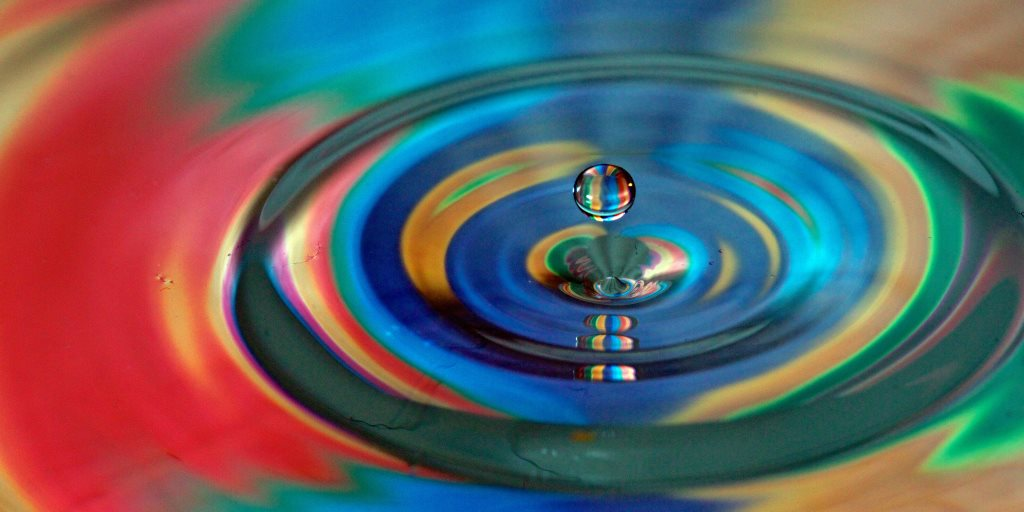 Making a ripple toward reconciliation