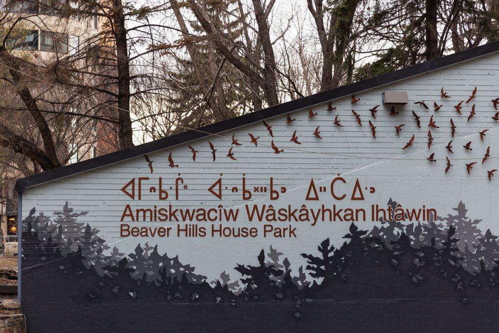 Naming Amiskwaskahegan: Why Edmonton's place names matter