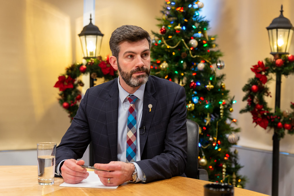 Heading into his final year as mayor, Don Iveson reflects on 2020
