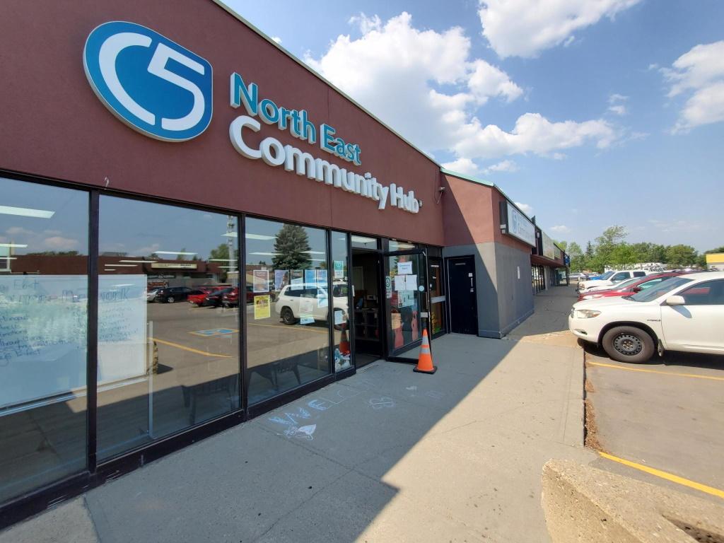 C5 North East Community Hub