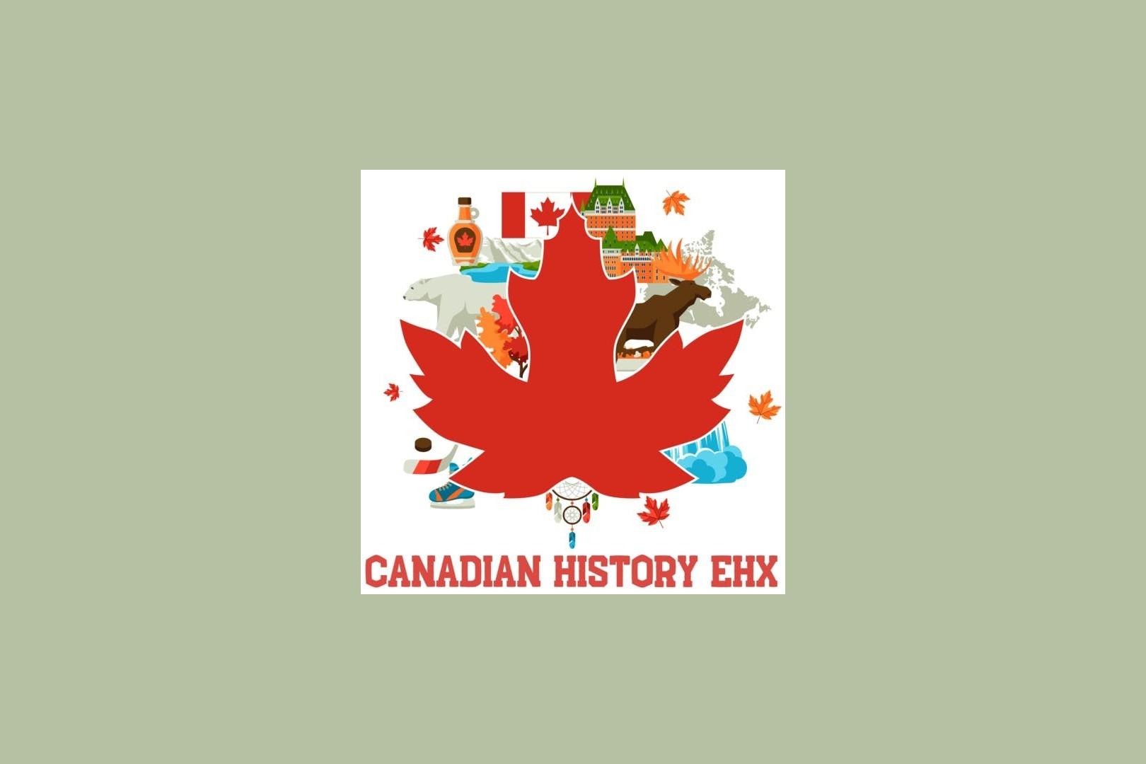 Podcast pick: Canadian History Ehx