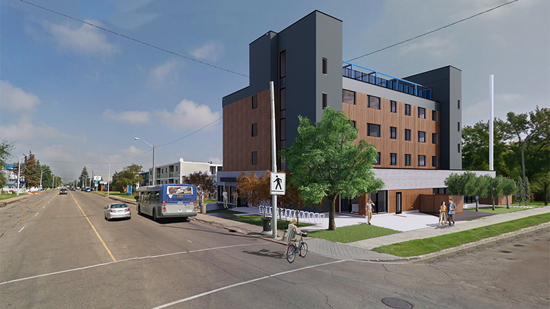 Inglewood supportive housing