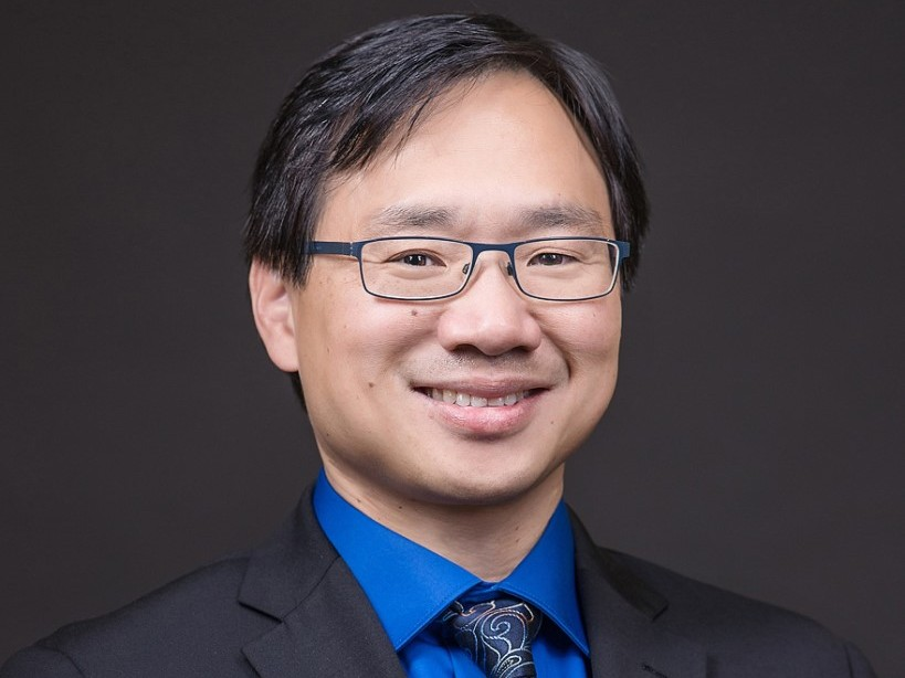 William Choy has been the mayor of Stony Plain since 2012, and was elected chair of the EMRB in August 2020. (Courtesy of the Town of Stony Plain)