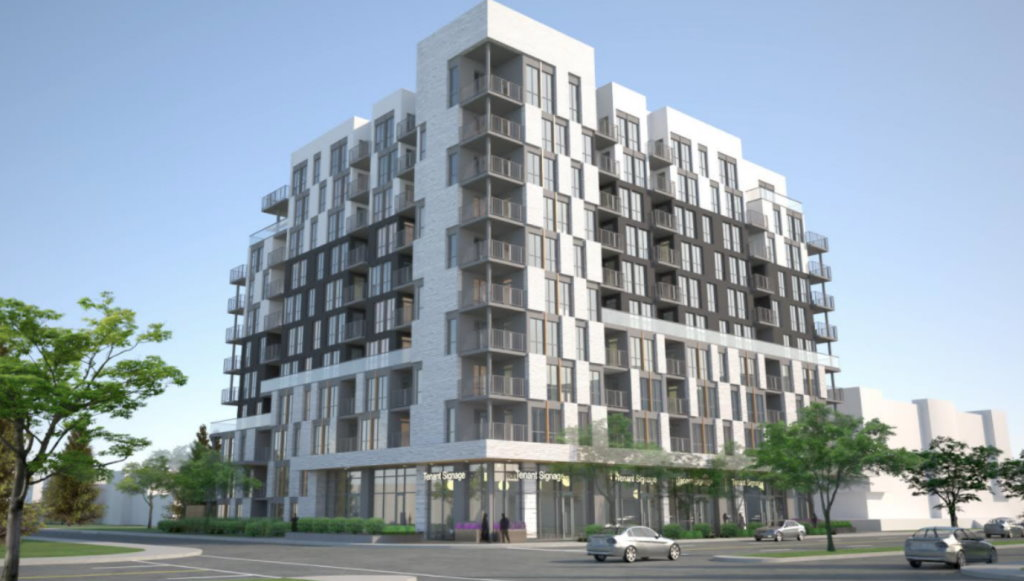 Windsor Terrace Mixed-Use Tower
