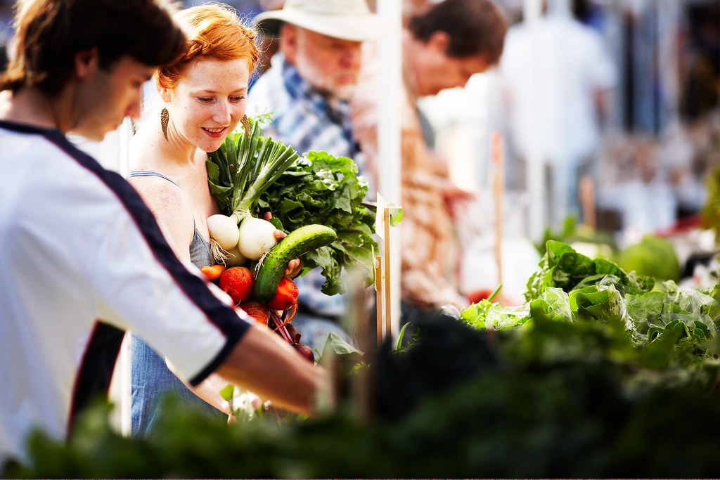 The new business of farmers' markets in Edmonton